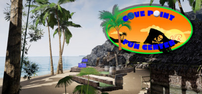 Cove Point Fun Center VR Game