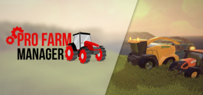 Pro Farm Manager Game